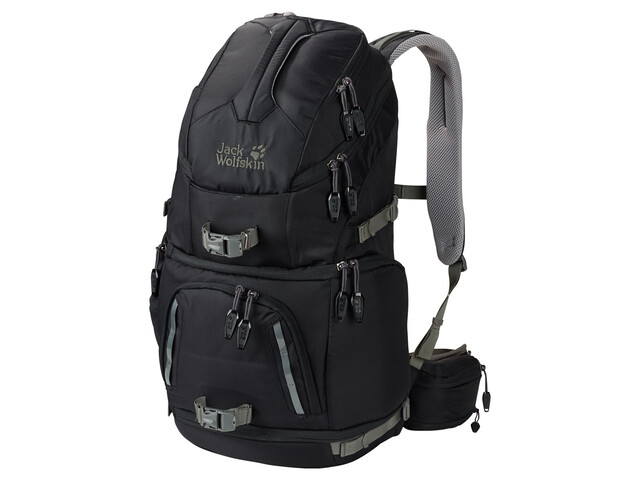 Jack Wolfskin ACS Photo Pro - Sac à dos - noir